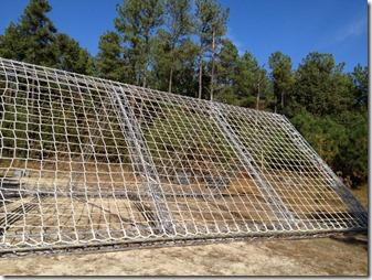 pretty muddy cargo net