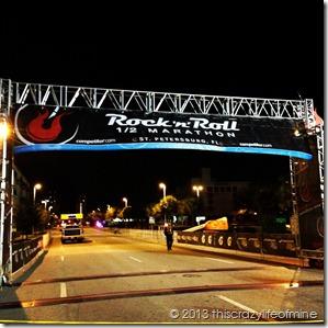 RnR 2013 start line