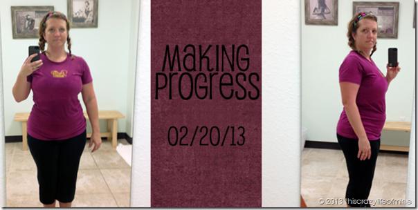 making progress 022013