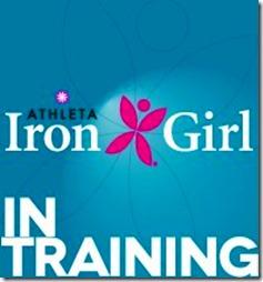 iron girl in training