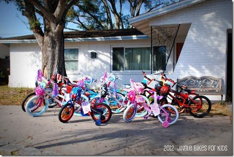 11 bikes 2012