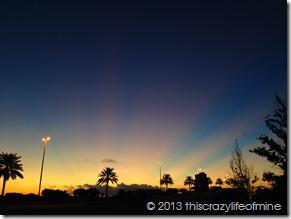 sunrise 100613