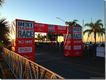 BDR 2013 finish line