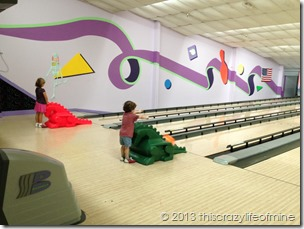bowling kiddos