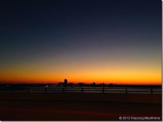 sunrise 110313