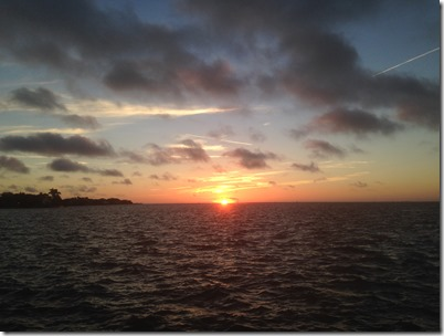 sunrise 091414