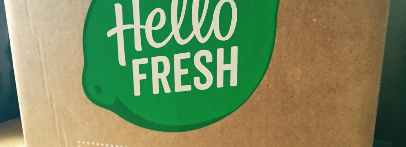 Hello Fresh – Hello Time Saver!